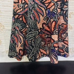 H&M Dresses - H&M Safari Print Dress M